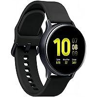 Samsung Galaxy Watch Active 2, Bluetooth 40 mm, aluminium, zwart, SM-R830NZKAPHE