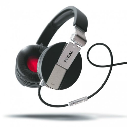 0282d5143be Focal Spirit One Headphones - Black: Amazon.co.uk: Electronics