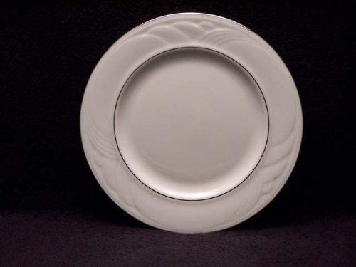 Lenox Sand Dune Platinum Salad Plates - Sand Lenox