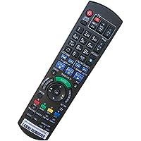PANASONIC Remote Control for N2QAYB000755 Blu-Ray DVD DMRBWT720, DMRBWT820