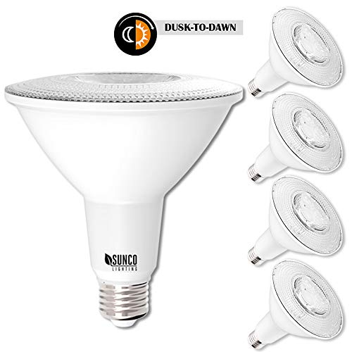Dusk To Dawn Flood Light Bulbs in US - 8