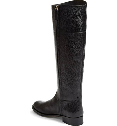 Stivale Tory Burch Boots Jolie In Pelle Nero