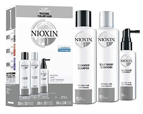 (System 1 Starter Kit (Cleanser, Scalp Therapy, Treatment))