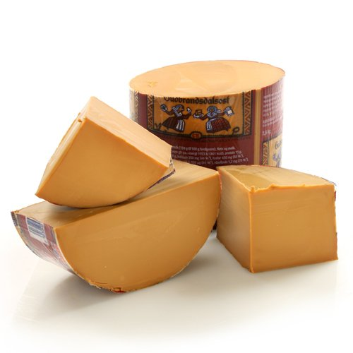 Gjetost Ski Queen (3Lb Cut) Cheese from Norway