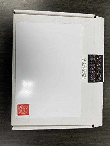 ArtDeco Aluminum Platte for Aqueous Direct to Surface Printing White Matte in 4ftx8ft 1 (Adapter Platte)