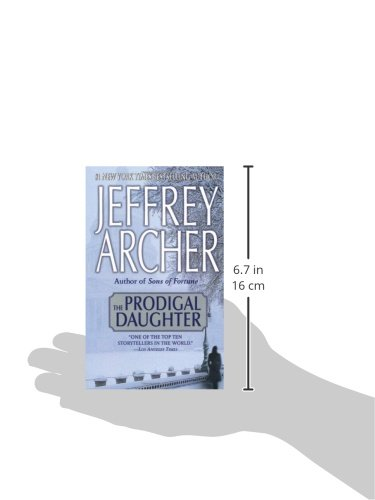 jeffrey archer prodigal daughter ebook free