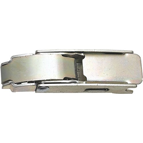 National Hardware N210-872 V35 Draw Hasp in Zinc plated
