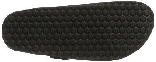 Softwaves Damen 276 002 Clogs Schwarz (Black)