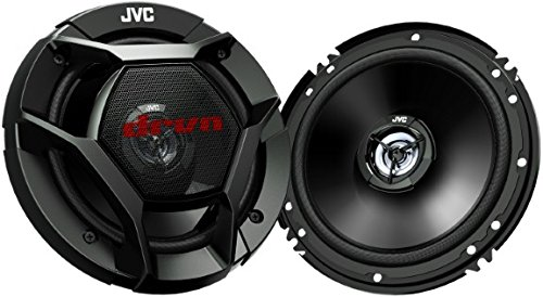 300W 50W RMS Pair 6.5A JVC CS-DR620 Peak 2 Way Factory Upgrade Coaxial Speakers