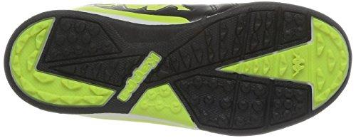 Kappa Soccer Player Tg - Zapatillas de deporte exterior Niños Noir (911 Black)