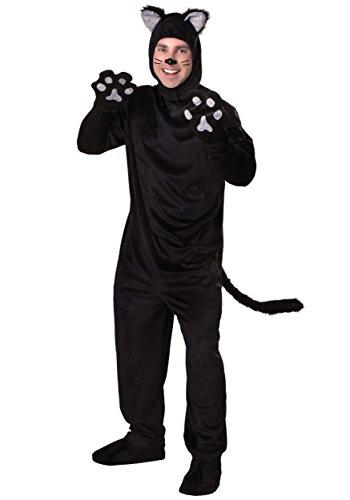 Cat Size Plus Costumes (Plus Size Black Cat Costume)