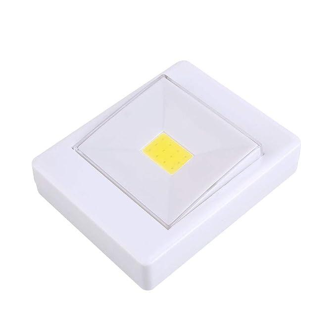 Weituoli lodestar COB LED luz del armario, Super brillante, con ...