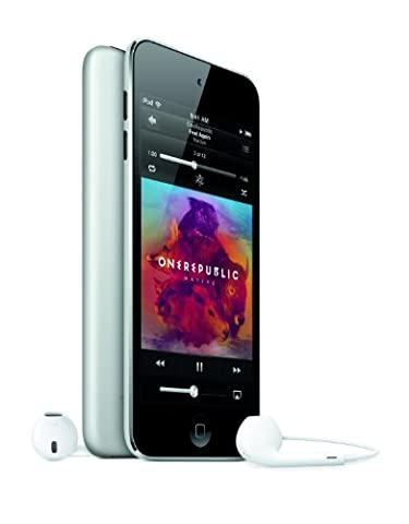 Apple iPod Touch 16GB Black/Silver(5th Generation) (Certified Refurbished) (16 Gb Ipod 5th Generation)
