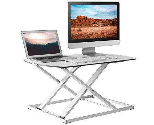 Height Adjustable Single Level Standing Desk - 31