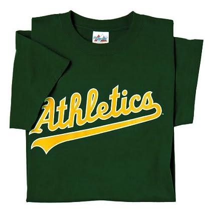 19d851c0 Amazon.com : Oakland A's (Athletics) (YOUTH MEDIUM) 100% Cotton ...