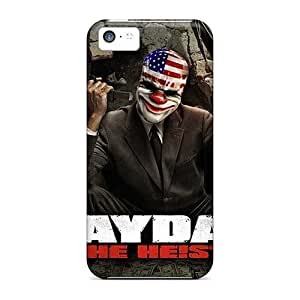 Shock Absorbent Hard Cell-phone Case For Iphone 5c With Provide Private Custom Stylish Avenged Sevenfold Skin MansourMurray