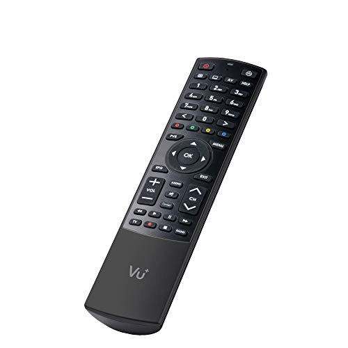 VU+ Uno 4K SE 1x DVB-S2X FBC Twin Tuner Linux Satellite Receiver (UHD, 2160p)