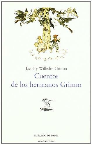 Cuentos de los hermanos Grimm Clásicos Juveniles Barco de ...