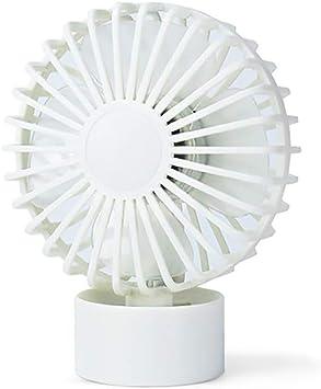 Creative Personality Table Top Clip Fan USB Rechargeable Mini Silent Fan Student Fan Summer Portable Small Fan