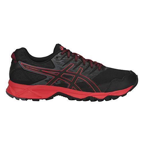 Gel noir Asics 3 Sonoma Chaussures noir Homme noir Gel flash Trail rouge de 5a3a31