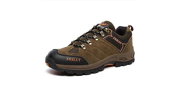 Amazon.com   Men Shoes Comfortable Casual Shoes Men Fashion Breathable Flats for Men Trainers Zapatillas Zapatos Hombre, 1   Shoes
