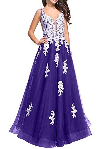 Brautmutterkleider Partykleider Linie La Kleider Traeger Jugendweihe Abendkleider Rock Lila A Prinzess Brau 2018 mia Zwei Neu xwCBOv0qw