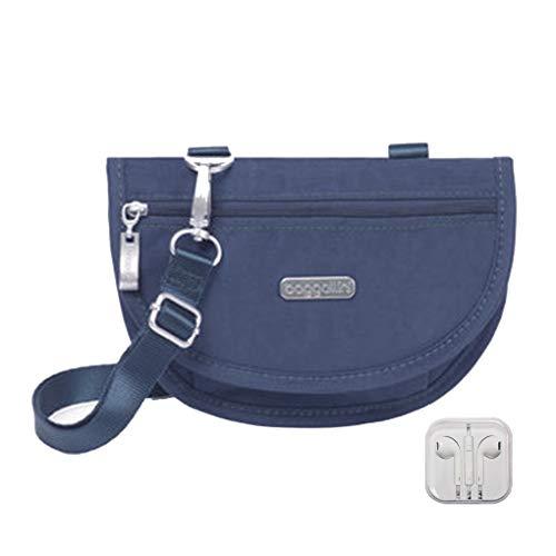 Teenee RFID Phone Crossbody - Clutch - Belt Bag Convertible (Pacific)