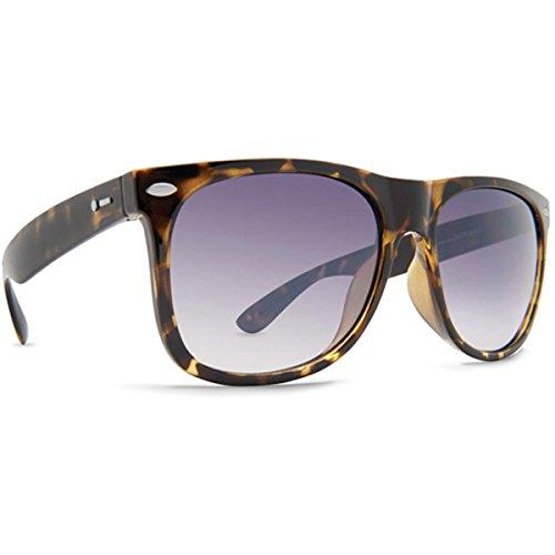 Dot Dash Kerfuffle Adult Sunglasses, Tortoise Gloss/Grey Gradient One Size -