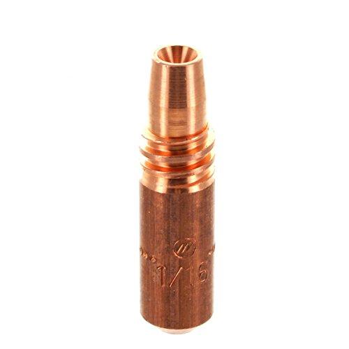 Miller 206190 Tip,Fastip .312 Od 1/16 Wire. Pkg = 25