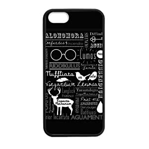 AKF Shop Harry Potter Designed Iphone 5 5s Cases, Laser Printing