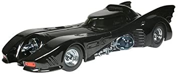 Hot Wheels Batmobile (1989, 1:18, Black) H2755