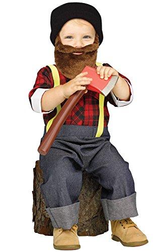 Lil Lumberjack Woodsman Toddler (Lumberjack Costume Toddler)