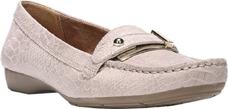 Tone Two Taupe Mocha Gisella Women's Fabric W Black Snake Naturalizer wYR10xaq