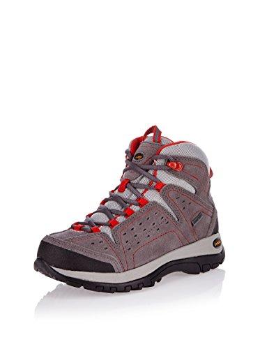 AKU ARRIBA HI KID GTX 318 Unisex-Kinder Trekking- & Wanderschuhe Rosso/Antracite