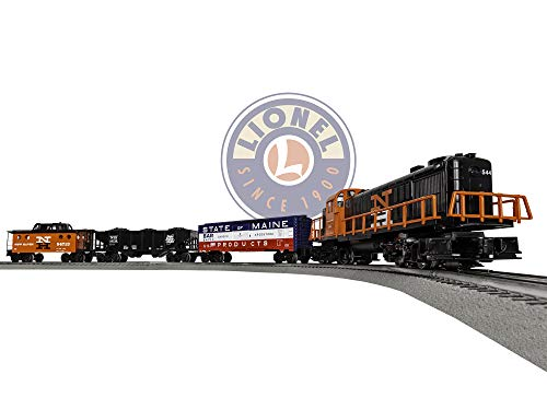 - Lionel New Haven RS-3 Lion Chief Ready to Run Train Set