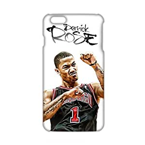 Angl 3D Bulls Rose Phone Case For Iphone 6 plus Cover plus