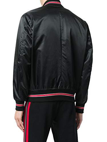 Femme Manches Noir Longues Givenchy Blouson CqFXqB