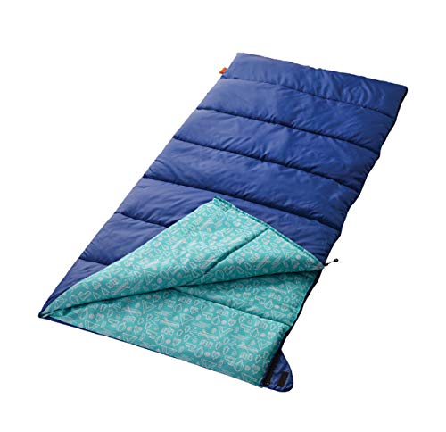 OZARK-Trail Youth Sleeping Bag Camping Indoor Outoor Traveling - campout Design (Bag Sleeping Trail Ozark Kids)
