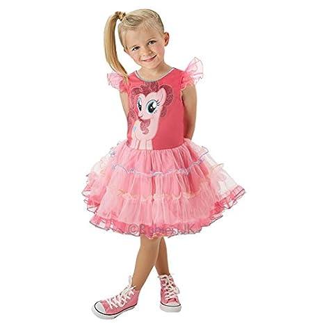 4a7586841 Mi pequeño Pony Pinkie Pie - traje de niño  Amazon.es  Juguetes y juegos