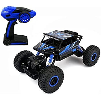Amazon Com Rc Car Cr 2 4ghz 4wd High Speed Off Road