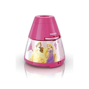 Amazon.com: Philips Disney Lámpara De Mesa princesa ...