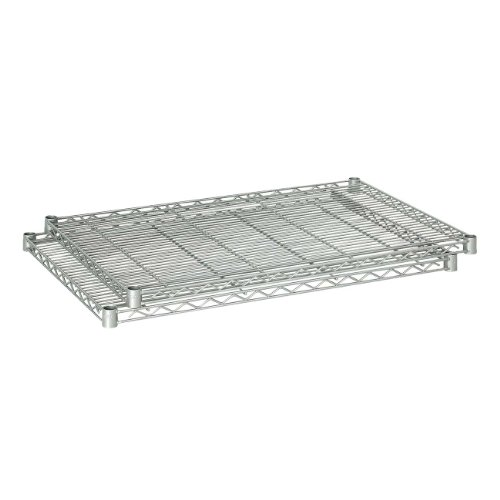 Safco Products 5290GR Industrial Wire Shelving Extra Shelf Pack 36