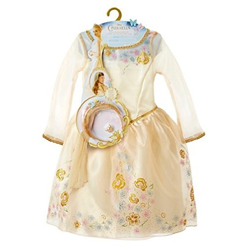Cinderella Live Action 84739 Ella's Wedding Dress Set (Wedding Themed Halloween Costumes)