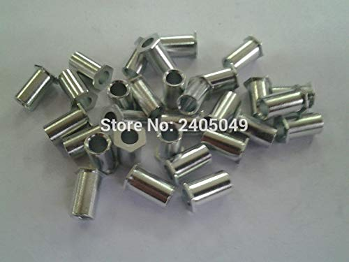 Nuts SOA-8143-10 Thru-Hole unthreaded standoffs, Aluminum 6061,Nature,PEM Standard,in Stock,