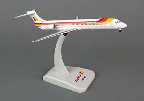 (Hogan Wings 1-200 Commercial Models HG5699 Hogan Iberia MD-87 1-200 DIE-CAST REG No.EC-EZA)