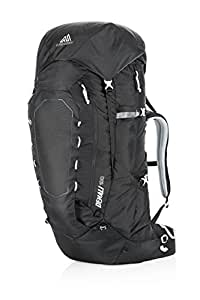 Gregory Mountain Products Denali 100 Backpack, Basalt Black, Small