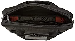 Samsonite Pro 4 DLX Slim Brief - 15.6 Inch, Black, One Size