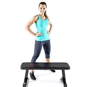 Marcy Flat Utility Weight Bench For Weight Training & Abs Exercises Sb-315 2