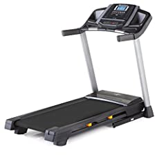 Reach your fitness goals with the NordicTrack T 6. 5 size with iFit compatibility, you have access to an ever-expanding library of workouts, Google maps training routes, and automatic stats tracking. One-touch controls allow you to adjust spe...