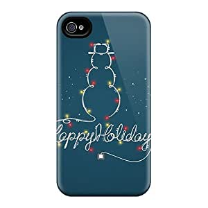 New Style Casecover88 Hard Cases Covers For Iphone 6- Happy 2013 Holidays
